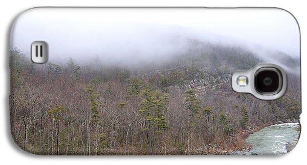 Goshen Pass Virginia 1 Galaxy S4 Case by Todd Hostetter