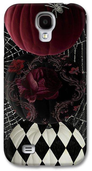 Gothic Halloween Galaxy S4 Case