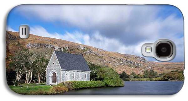 Gougane Barra, Ballingeary, Cork Galaxy S4 Case by Philip Mulhall