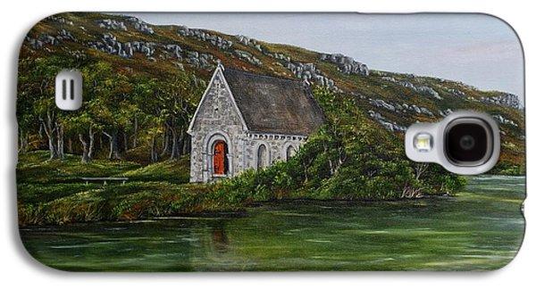 Gougane Barra Cork Ireland Galaxy S4 Case by Avril Brand
