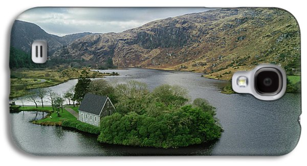 Gougane Barra From Above Galaxy S4 Case by Michael Meade