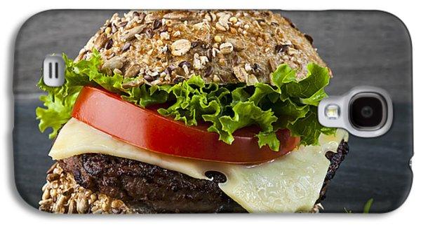Gourmet Hamburger Galaxy S4 Case
