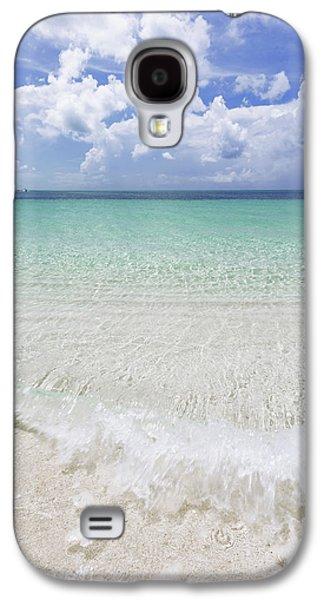 Grace Galaxy S4 Case by Chad Dutson