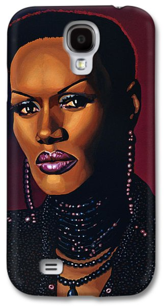 Grace Jones Galaxy S4 Case