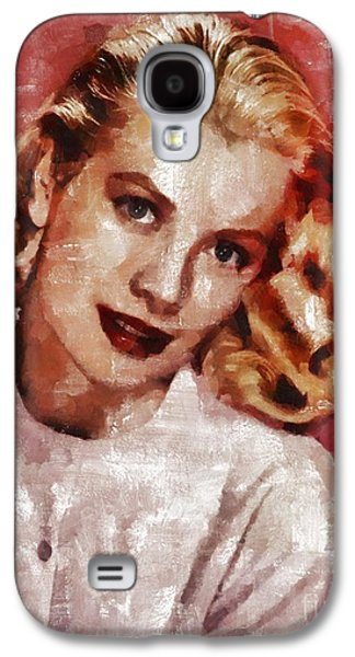 Grace Kelly, Actress And Princess Galaxy S4 Case