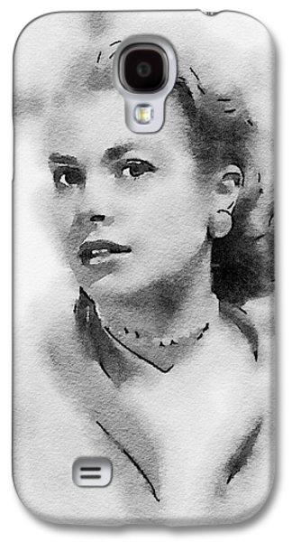 Grace Kelly Galaxy S4 Case - Grace Kelly By John Springfield by John Springfield