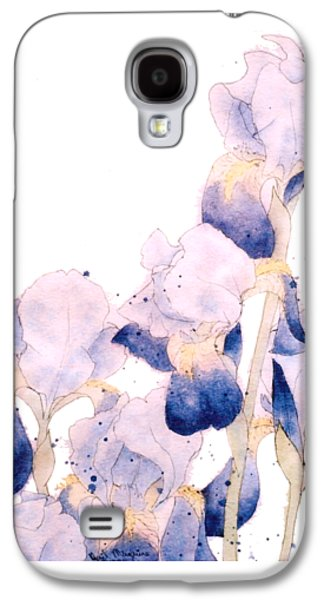 Graceful Iris Galaxy S4 Case by Gail Maguire