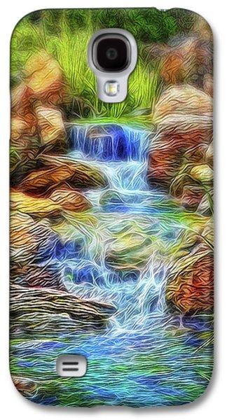 Graceful Waters Galaxy S4 Case