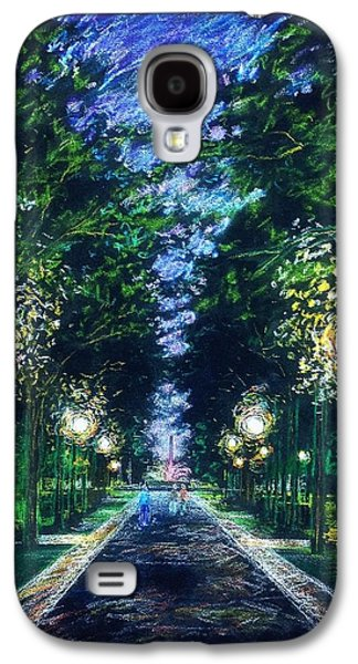 Grand Allee Galaxy S4 Case by Glenn Boyles