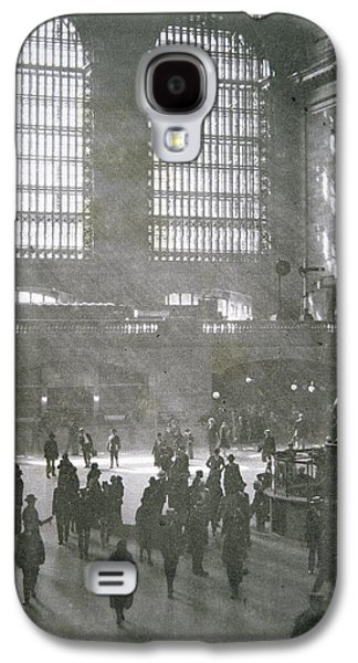 Grand Central Station, New York City, 1925 Galaxy S4 Case by American School