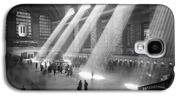 Grand Central Station Sunbeams Galaxy S4 Case by American School