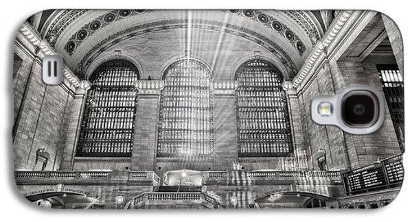 Susan Candelario Galaxy S4 Cases - Grand Central Terminal Station Galaxy S4 Case by Susan Candelario