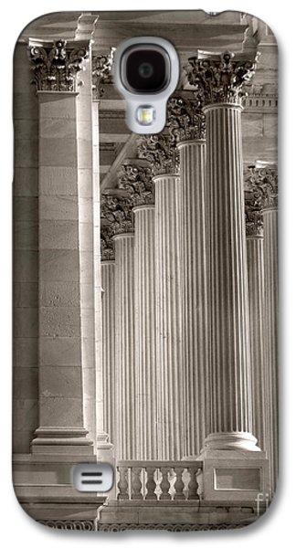 Grand Pillars At Dawn Galaxy S4 Case by Jennifer Apffel