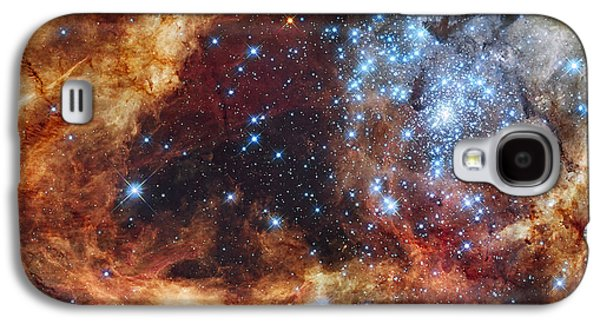 Grand Star Forming - A  Stellar Nursery Galaxy S4 Case