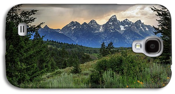 Grand Stormy Sunset Galaxy S4 Case