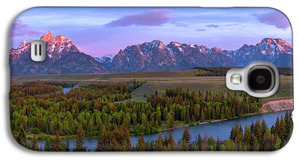 Grand Tetons Galaxy S4 Case by Chad Dutson