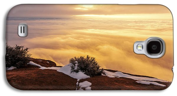 Layers Galaxy S4 Case - Grand View Glow by Chad Dutson