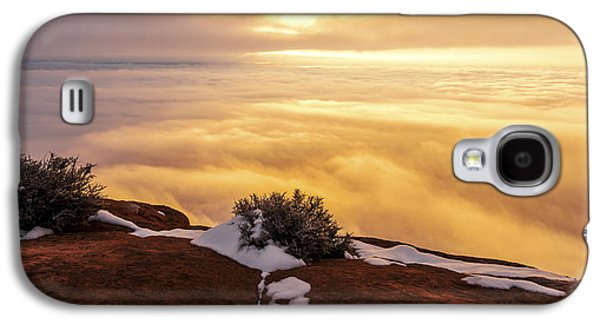 Grand View Glow Galaxy S4 Case by Chad Dutson