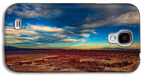 Grand View Point Galaxy S4 Case by Rick Berk