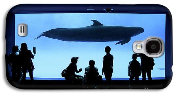 Grand Whale Galaxy S4 Case by Tatsuya Atarashi