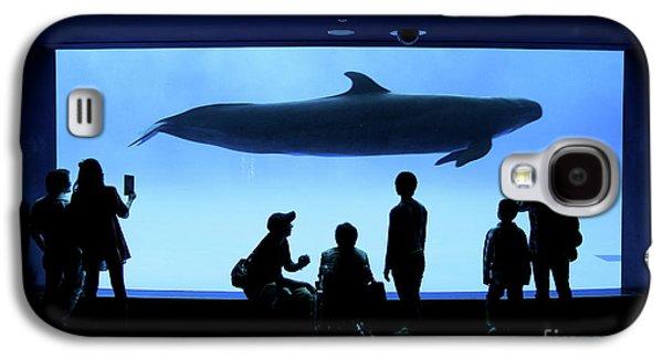 Grand Whale Galaxy S4 Case