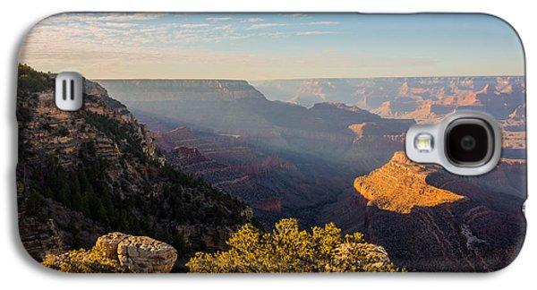 Grandview Sunset - Grand Canyon National Park - Arizona Galaxy S4 Case by Brian Harig