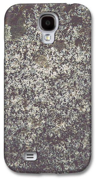 Granite Background Galaxy S4 Case by Brandon Bourdages