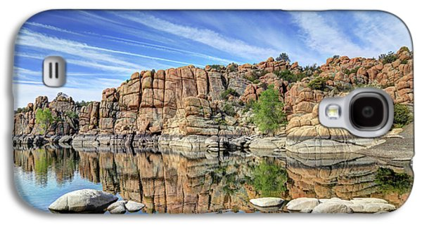 Granite Dells At Watson Lake Galaxy S4 Case