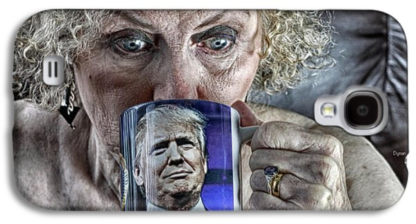 Grannies For Trump  Galaxy S4 Case by Steven Digman