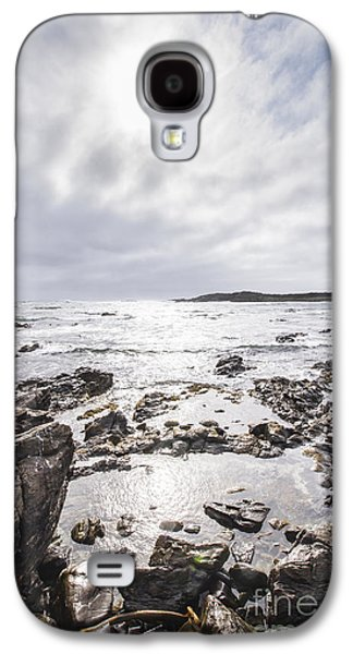 Granville Harbour Seascape Galaxy S4 Case by Jorgo Photography - Wall Art Gallery