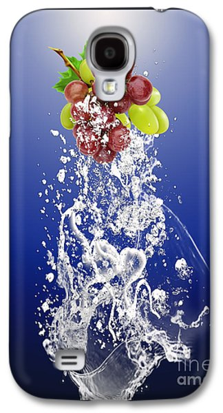 Grape Splash Galaxy S4 Case