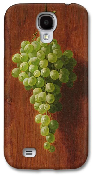 Grapes   Green Galaxy S4 Case by Andrew John Henry Way