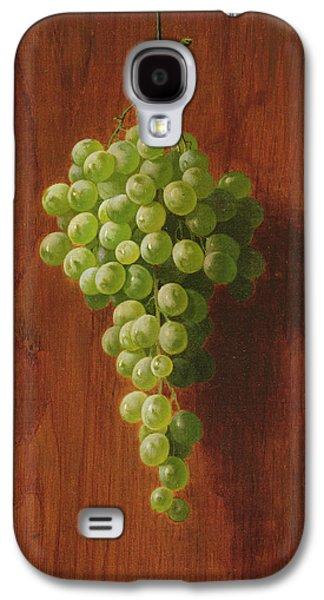 Grapes   Green Galaxy S4 Case