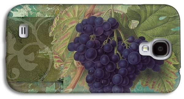 Grapes Margaux Galaxy S4 Case by Mindy Sommers