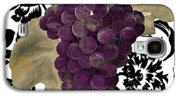 Grapes Suzette Galaxy S4 Case by Mindy Sommers