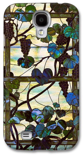 Grapevine Galaxy S4 Case by Louis Comfort Tiffany