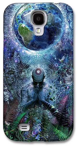 Gratitude For The Earth And Sky Galaxy S4 Case