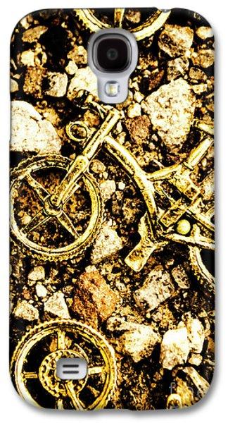 Gravel Bikes Galaxy S4 Case