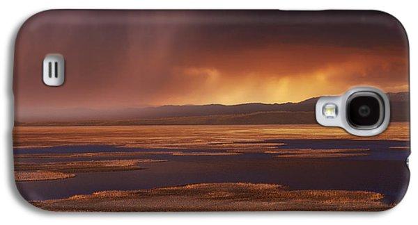 Grays Lake Splendor Galaxy S4 Case by Leland D Howard