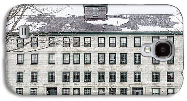 Great Old Stone Building Historic Shaker Dwelling Galaxy S4 Case by Edward Fielding