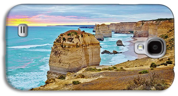 Featured Images Galaxy S4 Case - Great Southern Land by Az Jackson