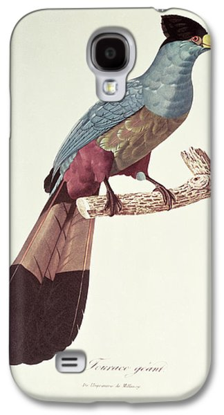 Great Touraco Galaxy S4 Case by Jacques Barraband