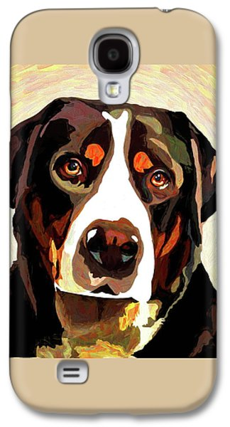 Greater Swiss Mountain Dog Galaxy S4 Case