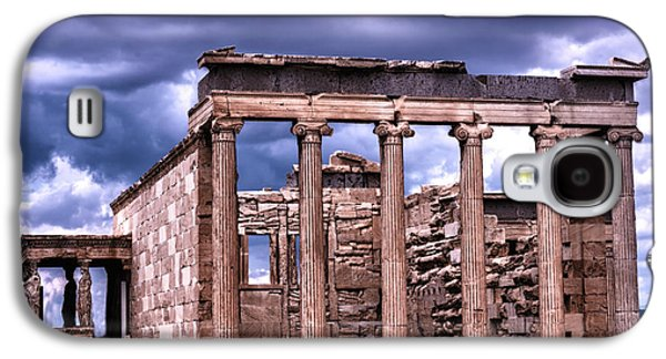 Greek Temple Galaxy S4 Case