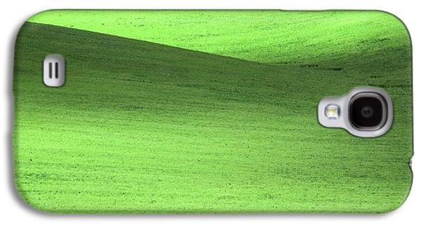 Green Fields Galaxy S4 Case