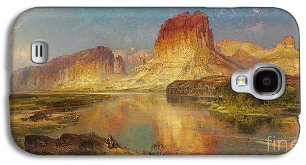 Green River Of Wyoming Galaxy S4 Case