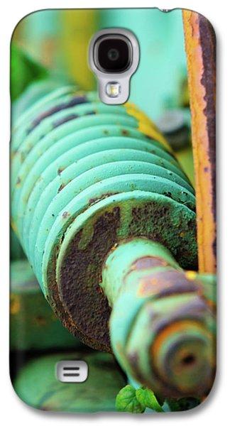 Green Spring Galaxy S4 Case