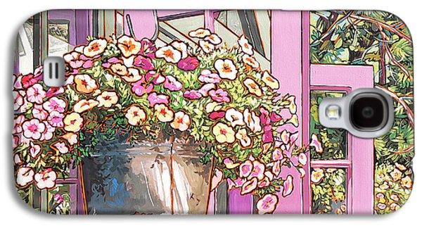 Greenhouse Doors Galaxy S4 Case