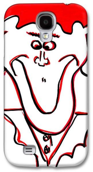 Greg Galaxy S4 Case by Jera Sky