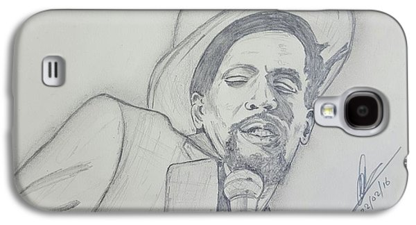 Gregory Isaacs Galaxy S4 Case